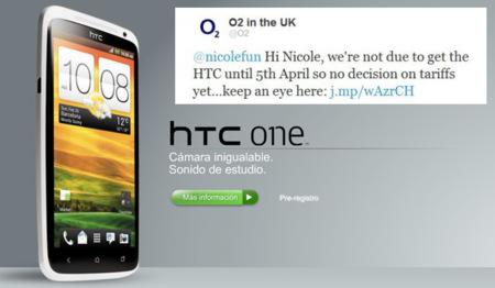 HTC One X y HTC One S podrían tener fecha de lanzamiento