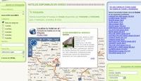 Nomaders incorpora información de Wikipedia en su buscador