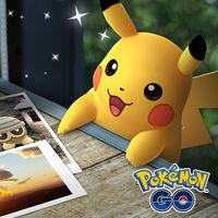 Pokémon GO se actualiza y permite hacerle fotos a tus Pokémon usando realidad aumentada