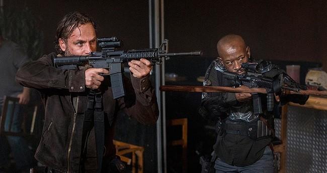'The Walking Dead' 8x14: una sorprendente revelación conecta con el primer episodio y muestra en qué se ha convertido Rick