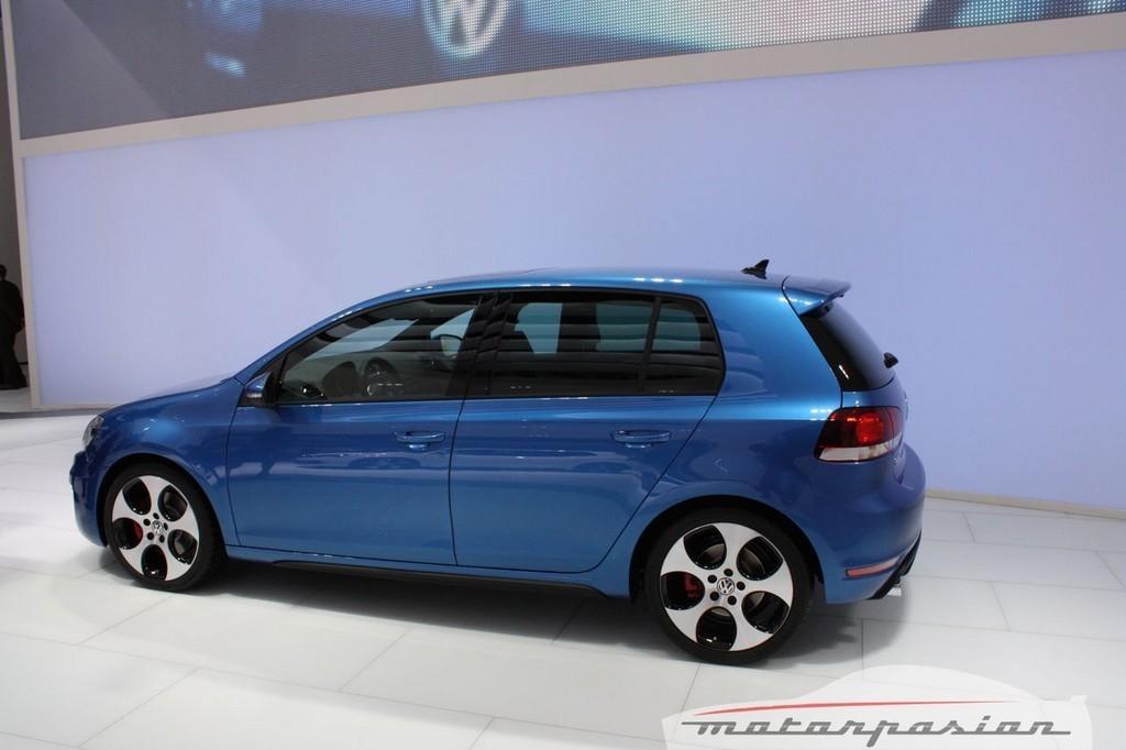Foto de Volkswagen Golf GTi en el Salón de París (9/32)