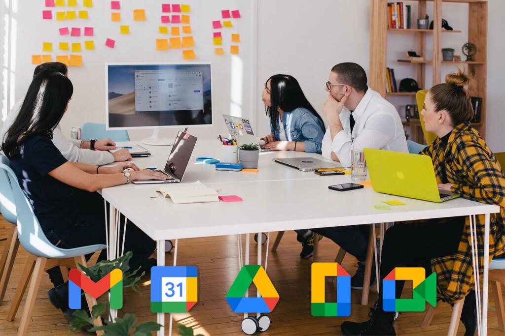 G Suite ahora es Google Workplace: así es el nuevo espacio de trabajo integrado con GMail, Docs y Meet para empresas