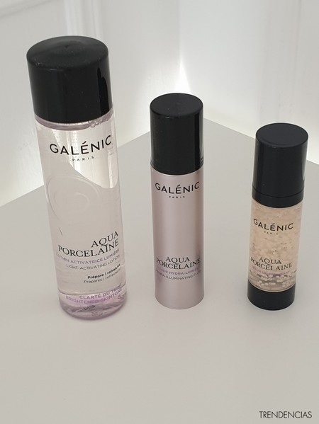 review aqua porcelaine galenic
