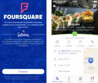 Las recomendaciones lo son todo: echamos un vistazo al nuevo Foursquare para iPhone