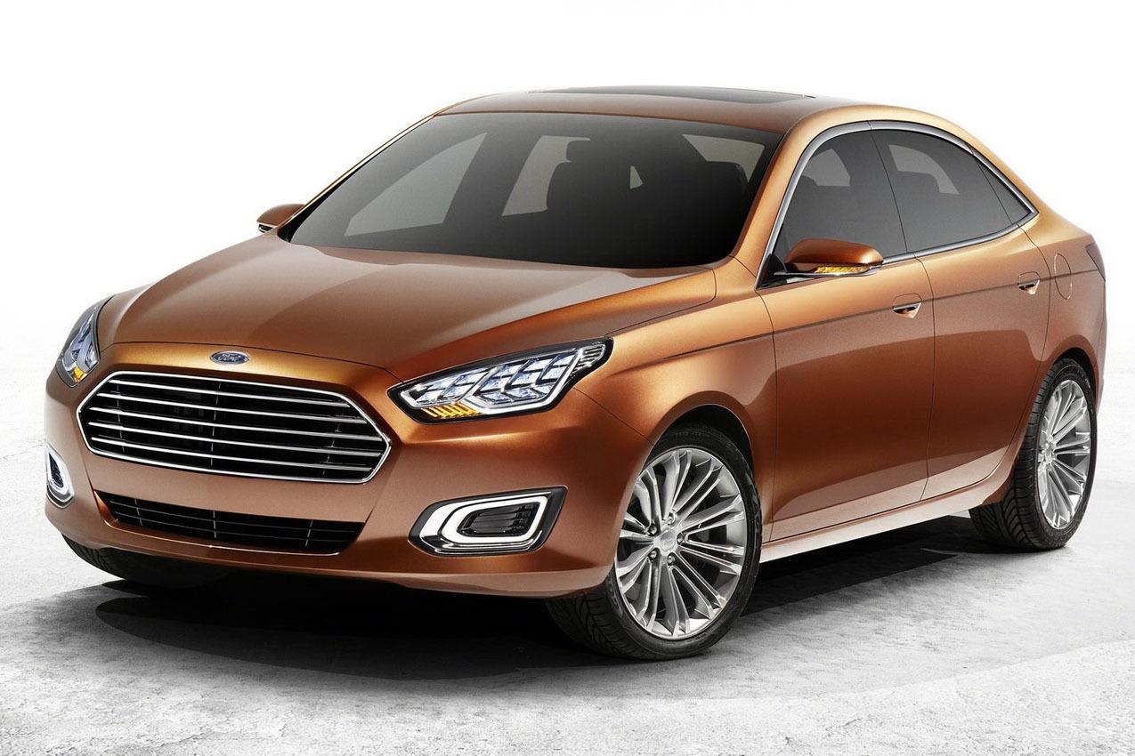 Foto de Ford Escort Concept (1/8)