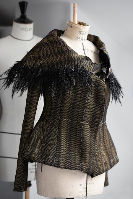 Dior Haute Couture Autumn Winter 2019 2020 Savoir Faire Look 38 4 1