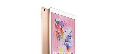 iPad 2018 con 128 GB de capacidad y en color dorado: ahora en eBay, de importación, por sólo 349,99 euros