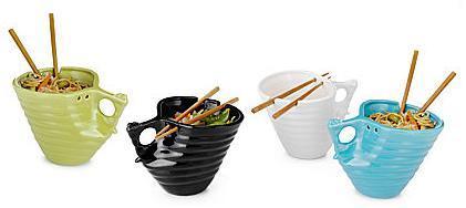 Tazón para tu comida china