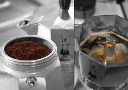 Como preparar cafe en cafetera