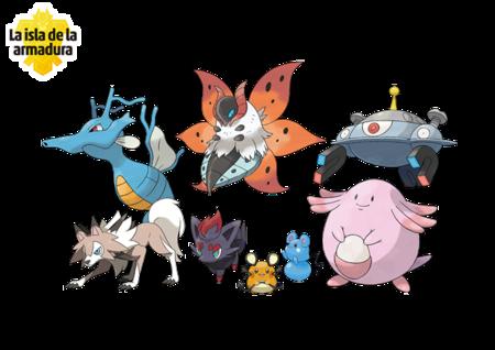 More Pokemon Es