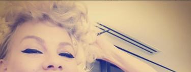 """La cantante Pink comparte una bonita foto amamantando en """"modo multitarea"""""""