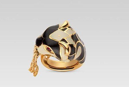 Gucci Anillo-una-cabeza-de-tigre