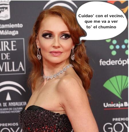 El espectacular desnudo de la actriz Cristina Castaño por su 42 cumpleaños (en el que deja muy poquito a la imaginación)