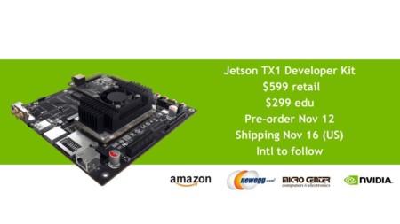Nvidia Jetson Tx1 Kit