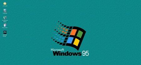 ¿Imaginamos Windows 95 para móviles? Pues una vez existió y tenía un aspecto bastante familiar
