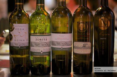Cena maridaje en Zorita's Kitchen, el restaurante del Hotel Hacienda Zorita