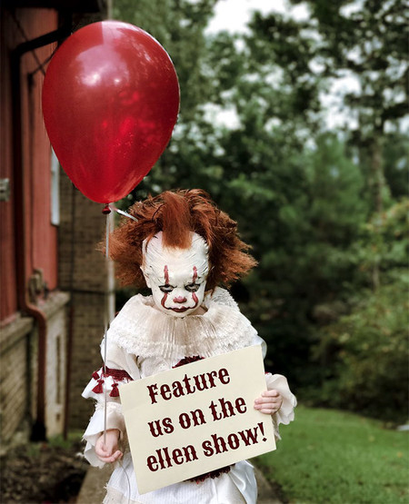 Pennywise Kid 9