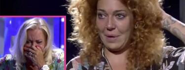 'Secret Story': Bárbara Rey, rota de dolor al descubrir en directo que su hija Sofía Cristo sufrió abusos sexuales cuando tenía cinco años
