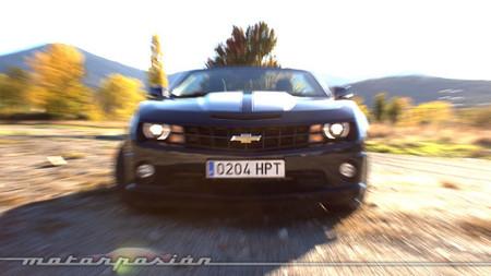 2013 Chevrolet Camaro SS Convertible, prueba (parte 2)