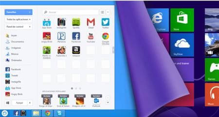 Lenovo incluirá su propio botón de inicio en los equipos con Windows 8