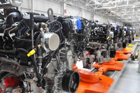 Ford construye el motor número 10 millones en México