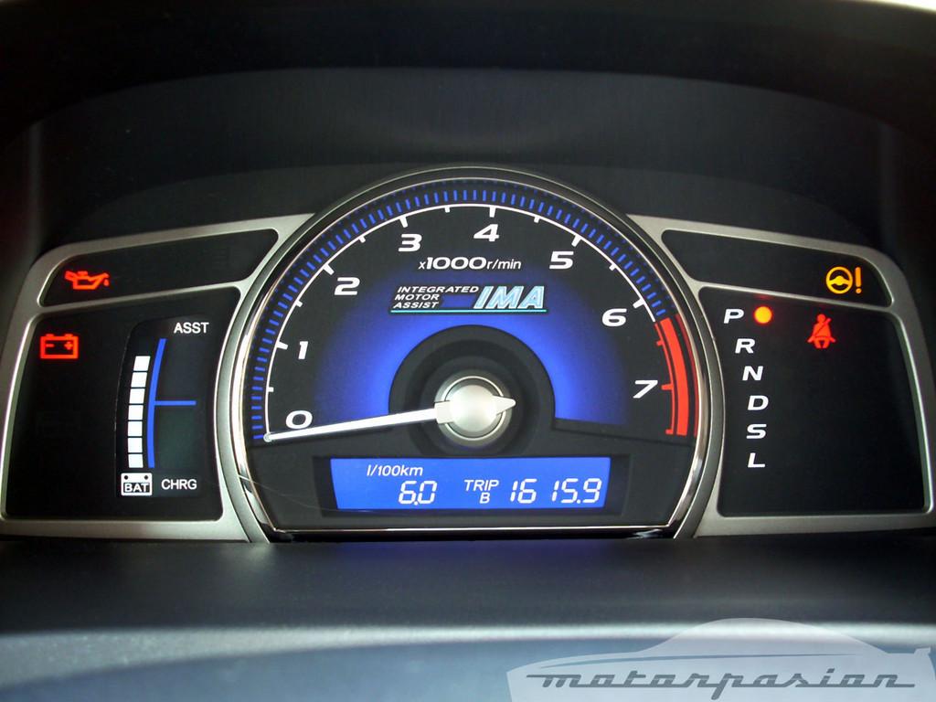 Foto de Honda Civic Hybrid (prueba) (18/40)