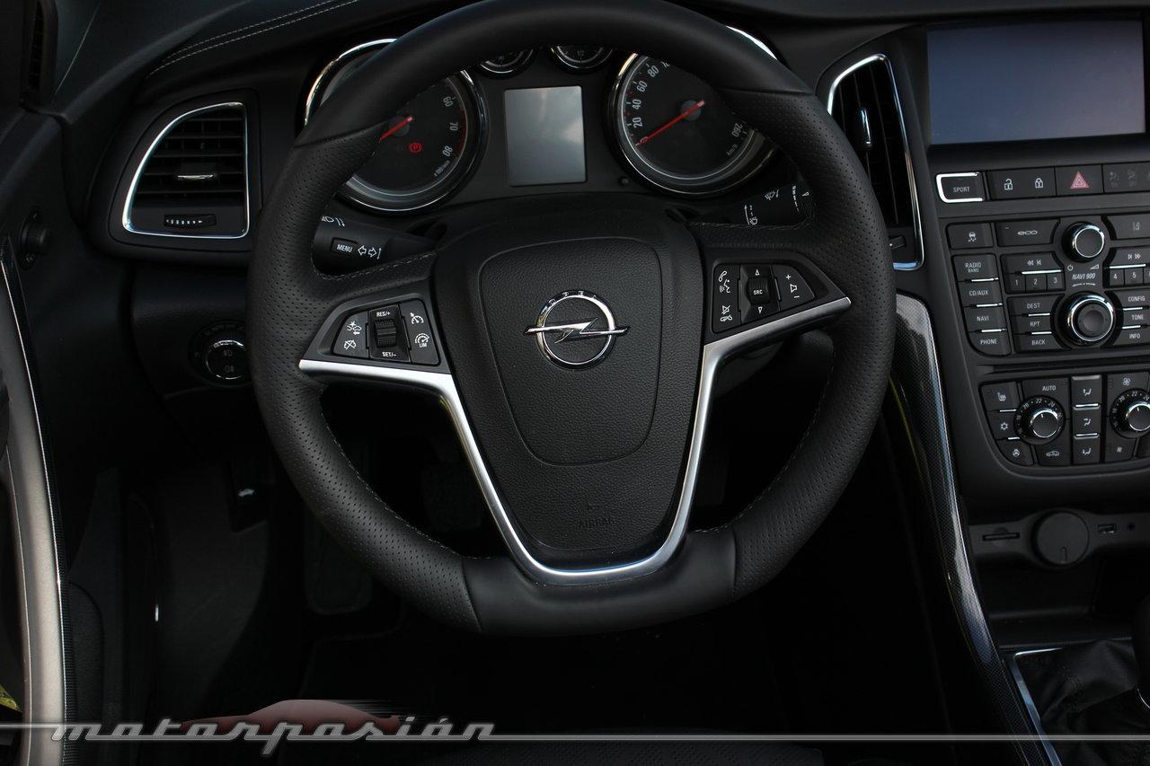 Foto de Opel Cabrio 2013 (presentación) (13/52)