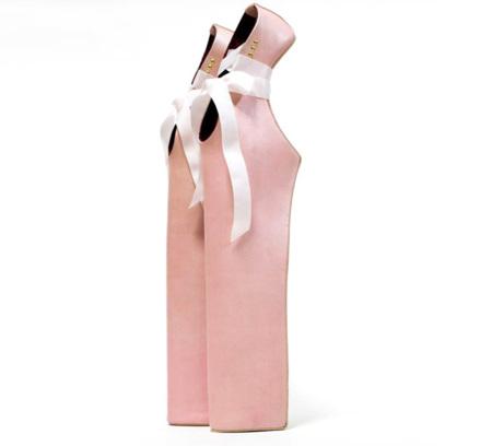 Los vertiginosos zapatos Lady Pointe de Noritaka Tatehana para Lady Gaga