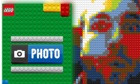 Lego Photo, una divertida aplicación para el iPhone