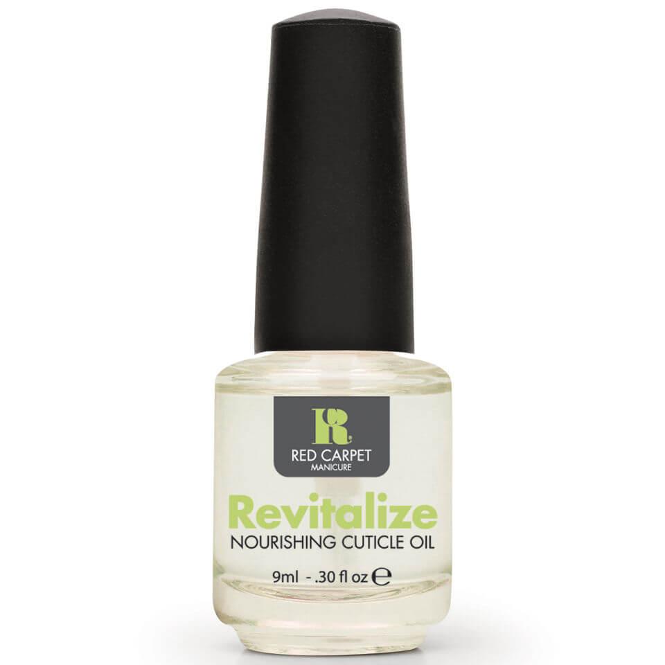 Aceite para cutícula nutritivo Revitalize de Red Carpet Manicure