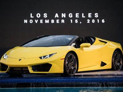 Nuevo Lamborghini Huracan RWD Spyder: tracción trasera y 580 hp listos para driftear al aire libre