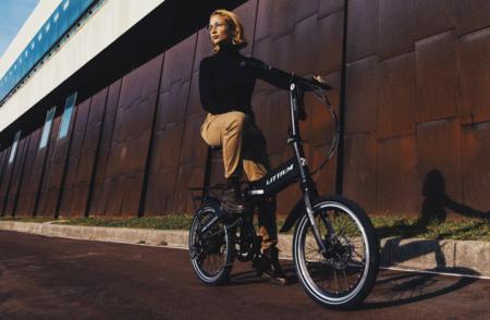 Ahorra 300 euros en la bicicleta eléctrica plegable Ibiza Dogma Littium en El Corte Inglés: comodidad y autonomía de 70 kilómetros