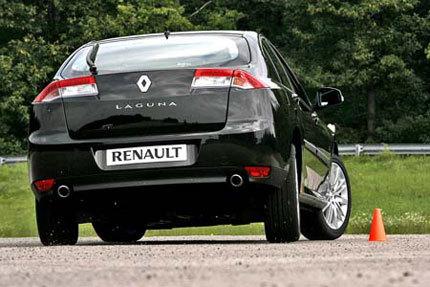 El Renault Laguna GT a la venta en primavera en España