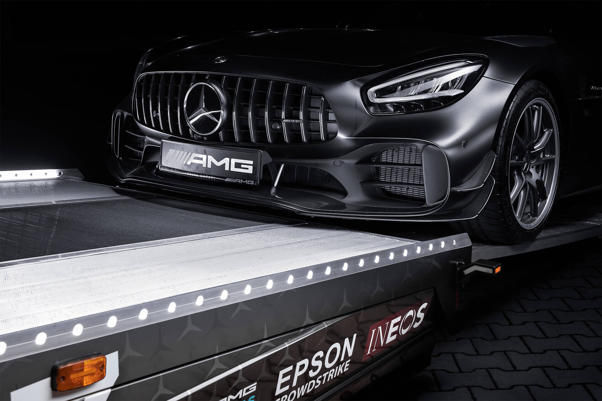 Foto de Mercedes Sprinter Petronas Edition (3/20)