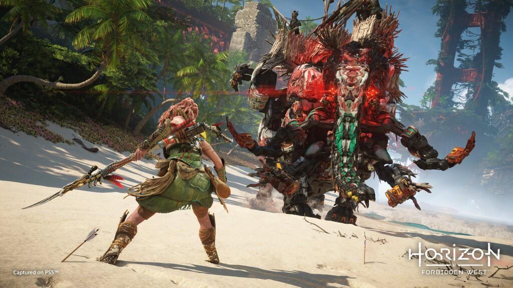 Horizon Forbidden West podrá actualizarse de PS4 a PS5 gratis, pero habrá que pasar por caja con el resto de exclusivos de Sony