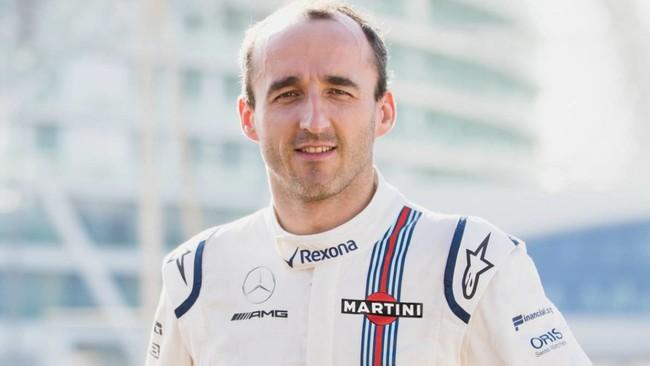 ¡Lo logró! Robert Kubica regresará a competir como piloto oficial de Williams para 2019