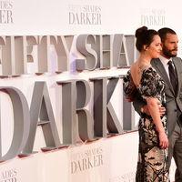No Dakota Johnson, Anastasia Steele jamás luciría este look en el estreno londinense de 'Cincuenta Sombras más Oscuras'