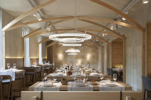 La Bien Aparecida, un espacio espectacular con sabor a Cantabria en el centro de Madrid