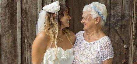 Algo azul, algo nuevo, algo prestado... y tu abuela como dama de honor