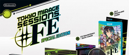 Habrá edición limitada de Tokyo Mirage Sessions #FE para América