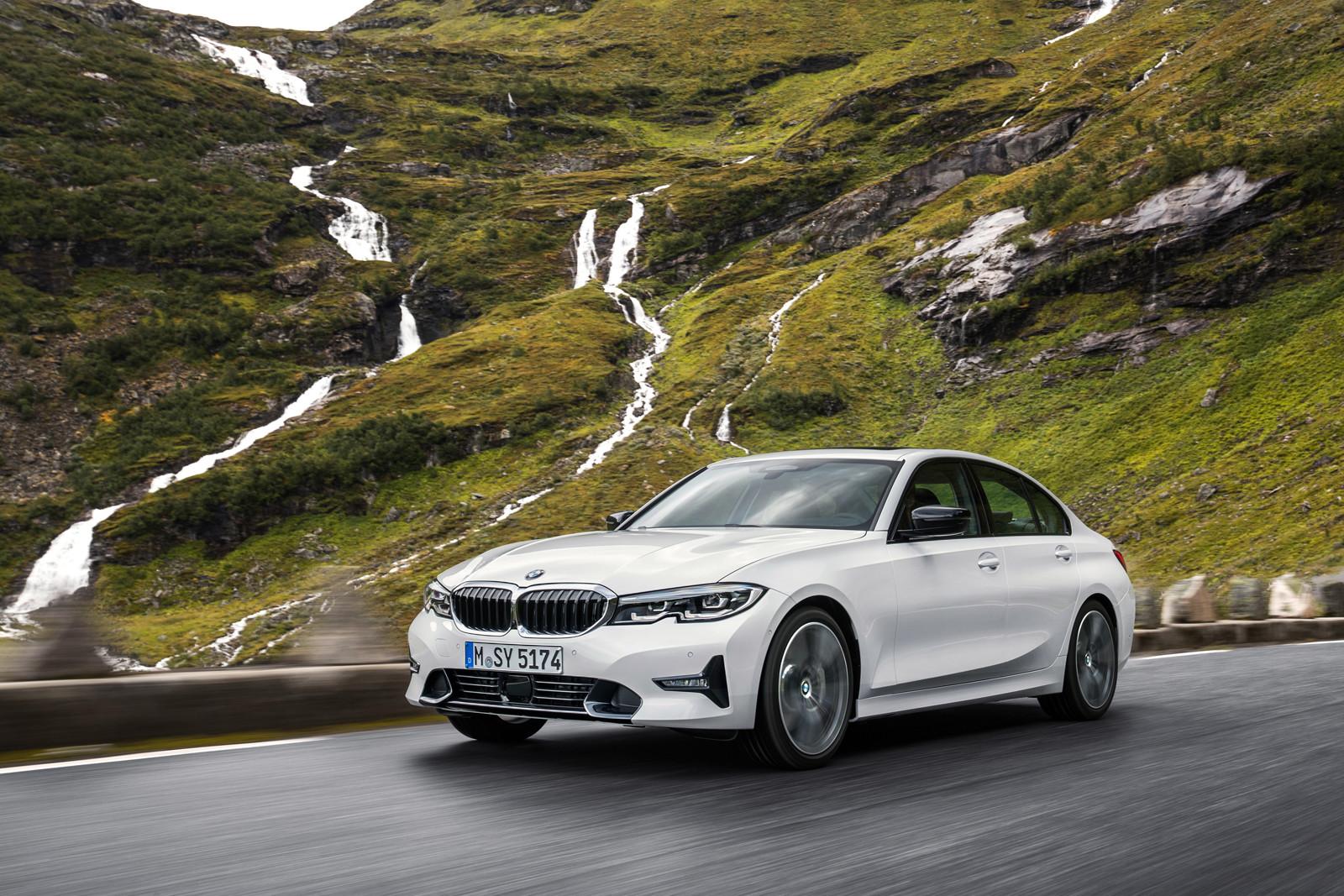 Foto de BMW Serie 3 2019 (49/131)