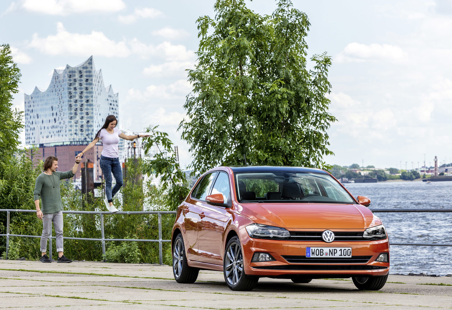 Foto de Volkswagen Polo 2018, toma de contacto (38/59)