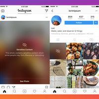 Instagram añade verificación en dos pasos para todos los usuarios y empezará a bloquear contenido sensible