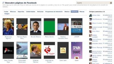 """Facebook presenta un directorio para """"descubrir"""" nuevas páginas"""