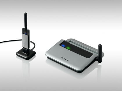 wireless USB belkin