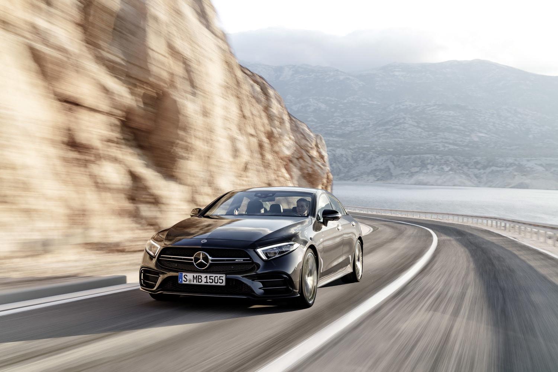 Foto de Mercedes-AMG CLS 53 4Matic+ (4/20)