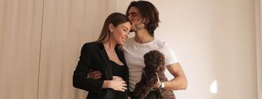 Marta Carriedo anuncia que está embarazada y enseña cómo empieza a cambiar su cuerpo