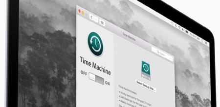 apple time machine macbook