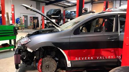 Nissan Qashqai R Severn Valley Motorsport: el SUV más rápido del mundo