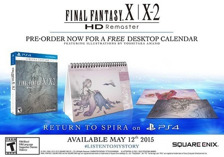 Final Fantasy X X 2 Hd Remaster Para Ps4 Llegara Con Musica Nueva 00